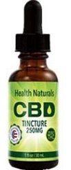 Health Naturals CBD Tincture