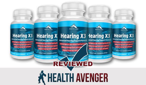 Hearing X3-1