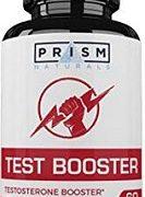 Prism Naturals Test Booster