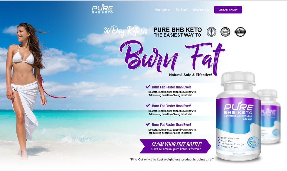 Pure BHB Keto-2