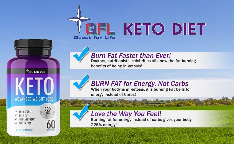QFL Keto Diet - 1