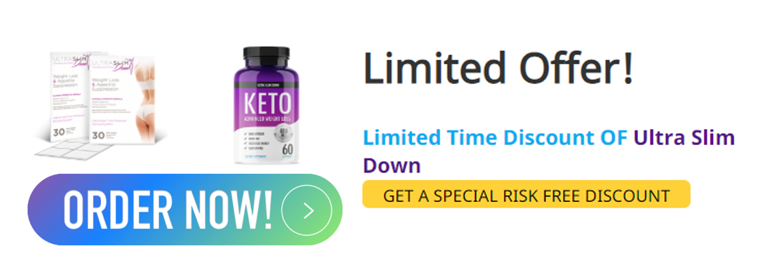 Ultra Slim Down Keto Review - The Easiest Way To Burn Fat!!