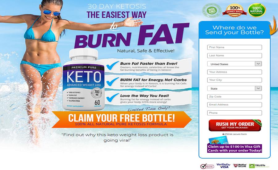 premium pure keto - 2