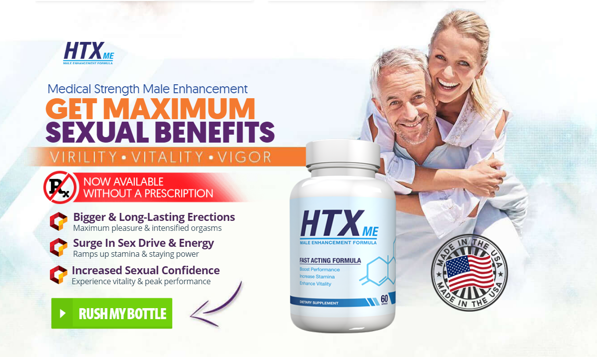 HTX Male Enhancement - 1