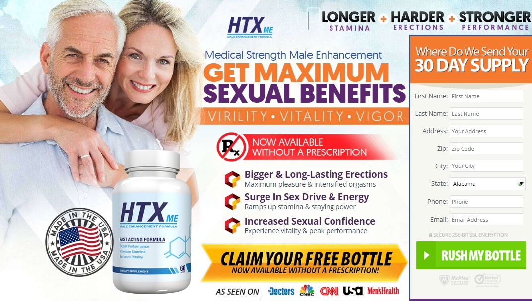 HTX Male Enhancement - 2