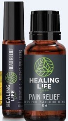 Healing Life Oil – 100% Pure Natural Pain Relief Oil!