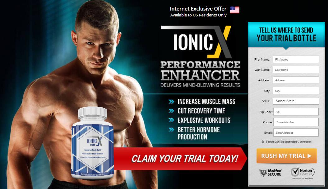 IonicX Testo - 2