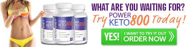 Power Keto 800- 1