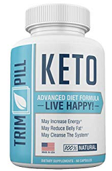 Trim Pill Keto – 100 % Natural Remedy To Burn Fat Easily!