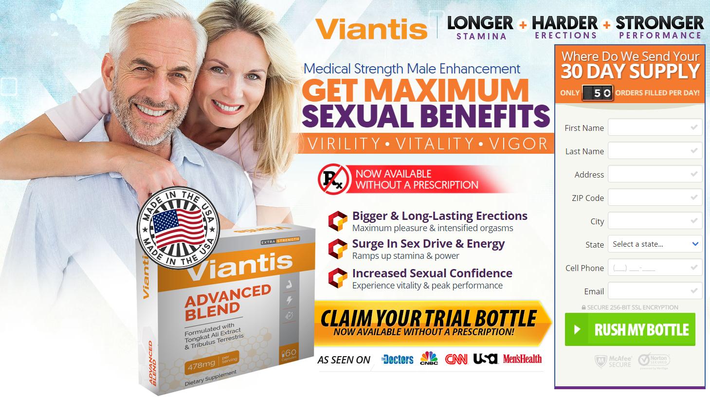 Viantis Male Enhancement - 2