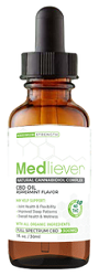 Medliever CBD OIL – Reduce Your chronic Pain & Boost Mental Clarity!
