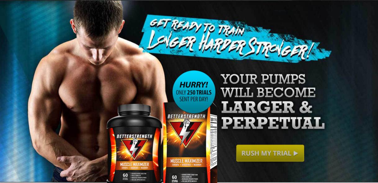 Better Strength Maximizer - 1