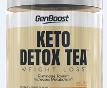 Gen Boost Keto Detox Tea