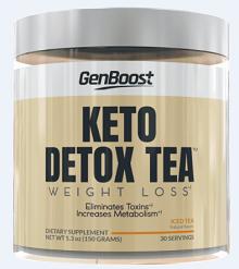 Gen Boost Keto Detox Tea
