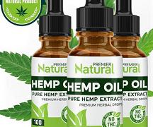 Premier Natural Hemp Oil