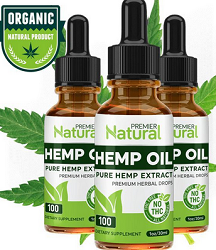 Premier Natural Hemp Oil