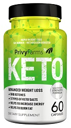 Privy Farms Keto – Quick & Easy Way To Weight Loss In 30 Day!