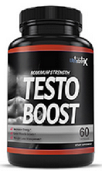 UltrastrenX Testo Boost