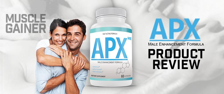 APX Male Enhancement - 1