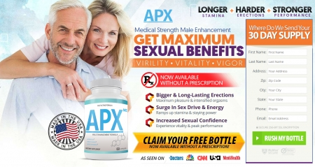 APX Male Enhancement - 2