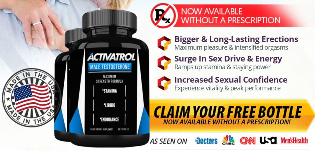 Activatrol Male Testosterone - 1