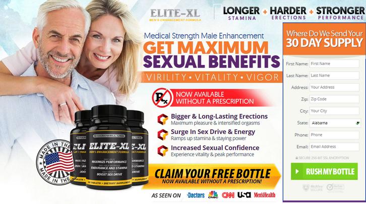 Elite XL Male Enhancement - 2