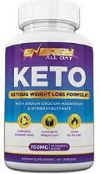 Energy All Day Keto