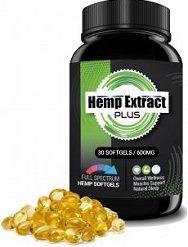 Hemp Extract Plus CBD