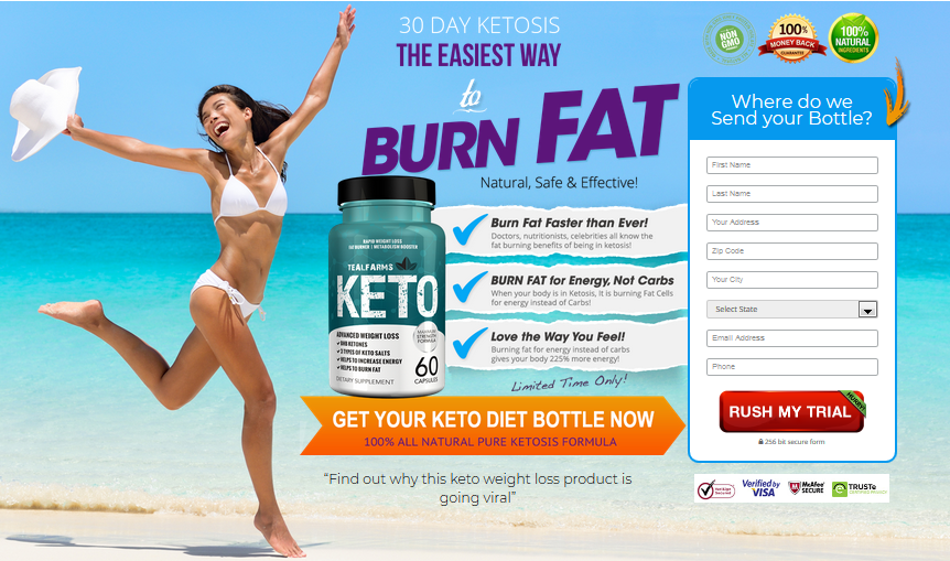 Teal Farms Keto - 2