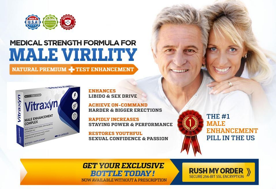 Vitraxyn male enhancement - 2