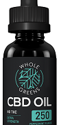 Whole Greens CBD Oil