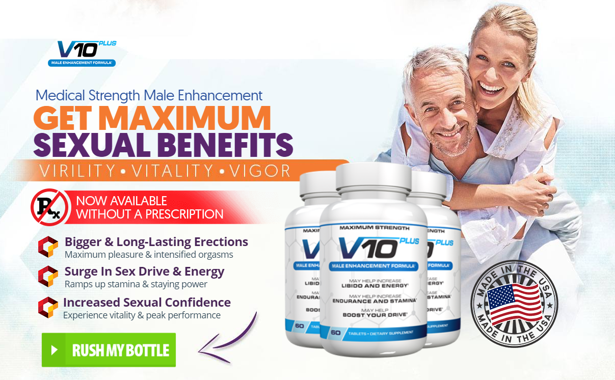 V10 Plus Male Enhancement - 1