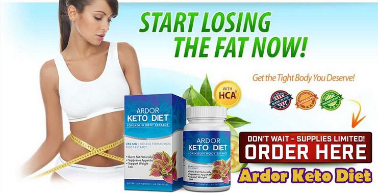 Ardor Keto Diet 2