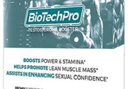Bio Tech Pro Testosterone Booster