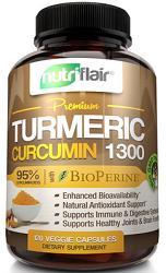 Nutriflair Turmeric Curcumin