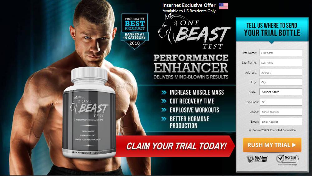 One Beast Test - 2