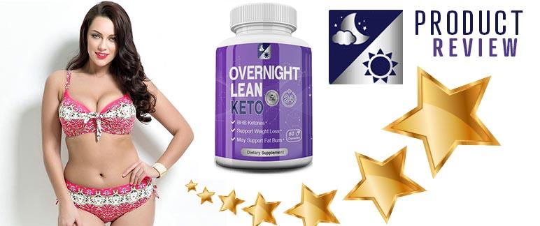 Overnight Lean Keto - 1