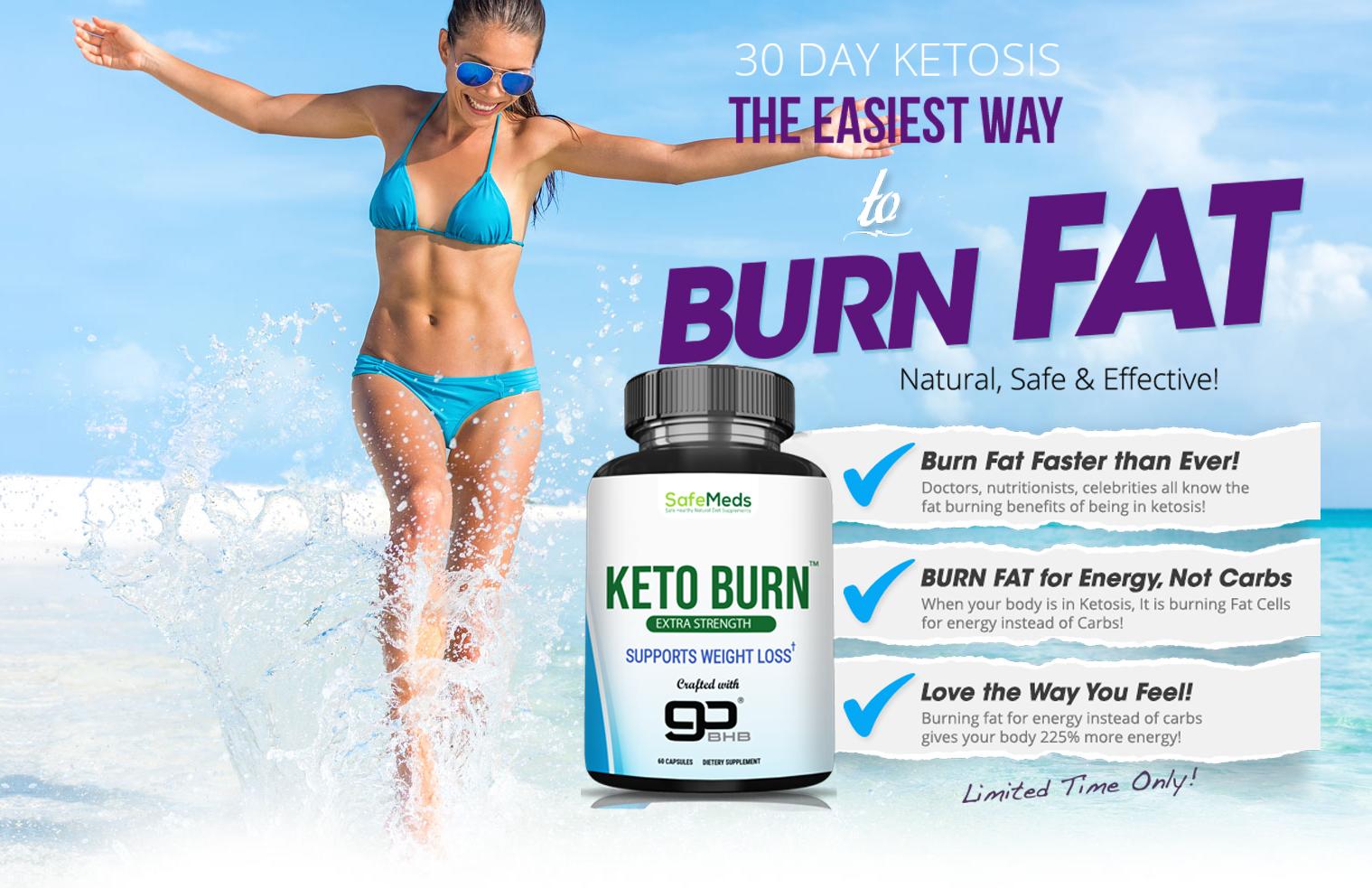 Safe Meds Keto Burn -1