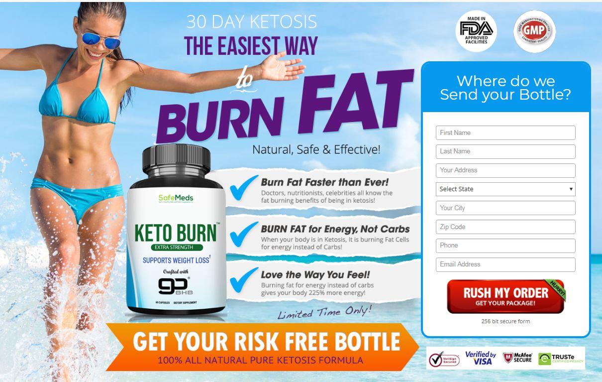 Safe Meds Keto Burn - 2