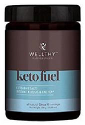 Wellthy Keto Fuel