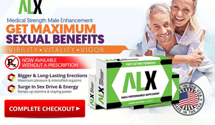 ALX Male Enhancement - 1