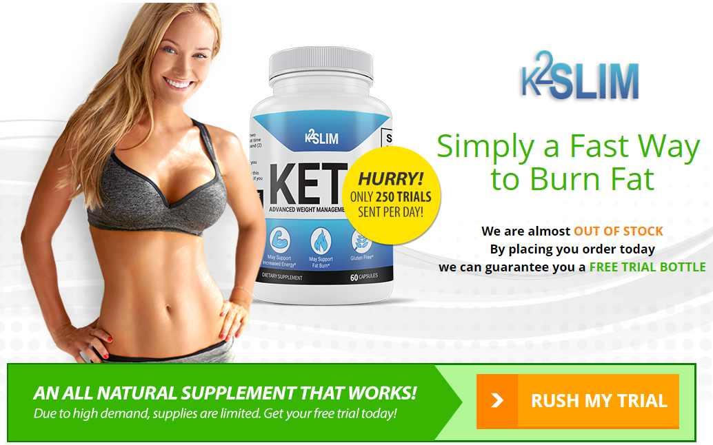 K2 Slim Keto - 1