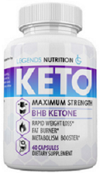 Legends Nutrition Keto Diet