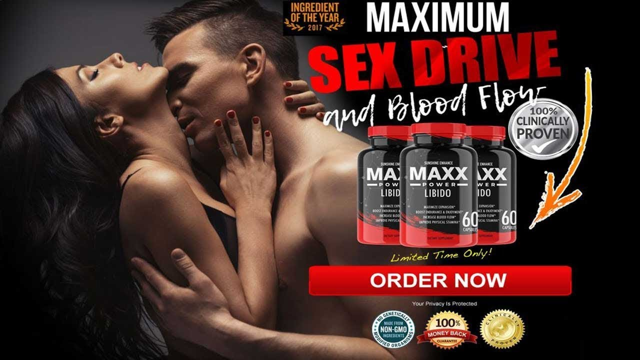 Maxx Power Libido - 1
