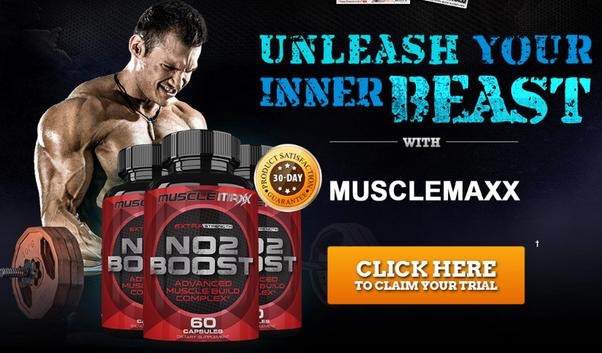 Muscle Maxx NO2 - 1