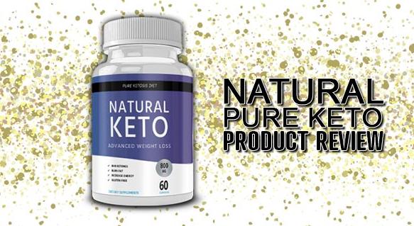 Natural Pure Keto - 1