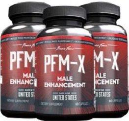PFM-X Male Enhancement