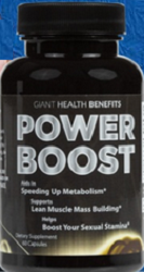 Power Boost Testo