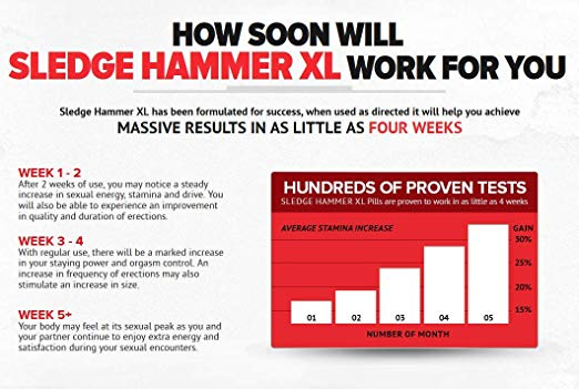 Sledge Hammer XL -1