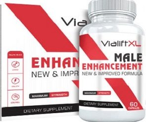 Vialift XL Male Enhancement Bottle